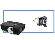 Тщательная чистка проектора и замена лампы на любой проектор